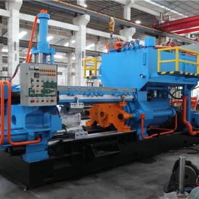 Aluminum profile extrusion machine 700T